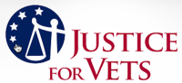 Justice for Vets Logo