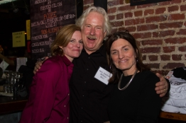 The Honorable Stephen Milliken, Susan Phillips, and Rebecca Milliken. Photo by Andrea Rodway/Guest Of A Guest